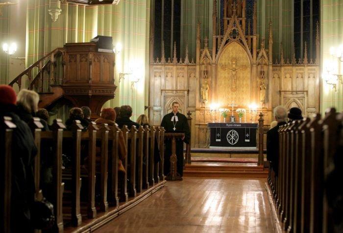 Vecā Ģertrūdes baznīca