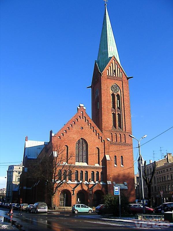 Jaunā Ģertrūdes baznīca