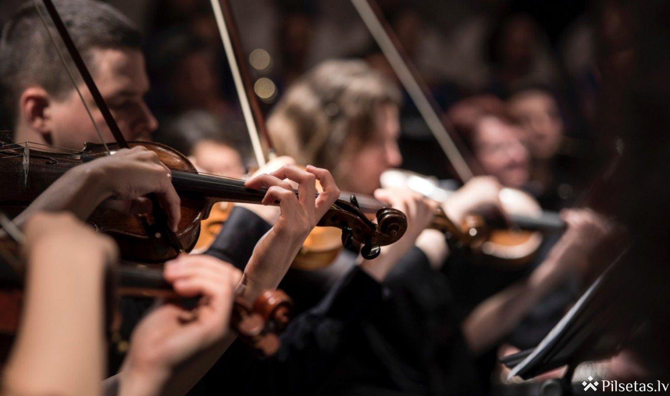 "Opermūzikas koncerts ""Arrivederci Roma"""
