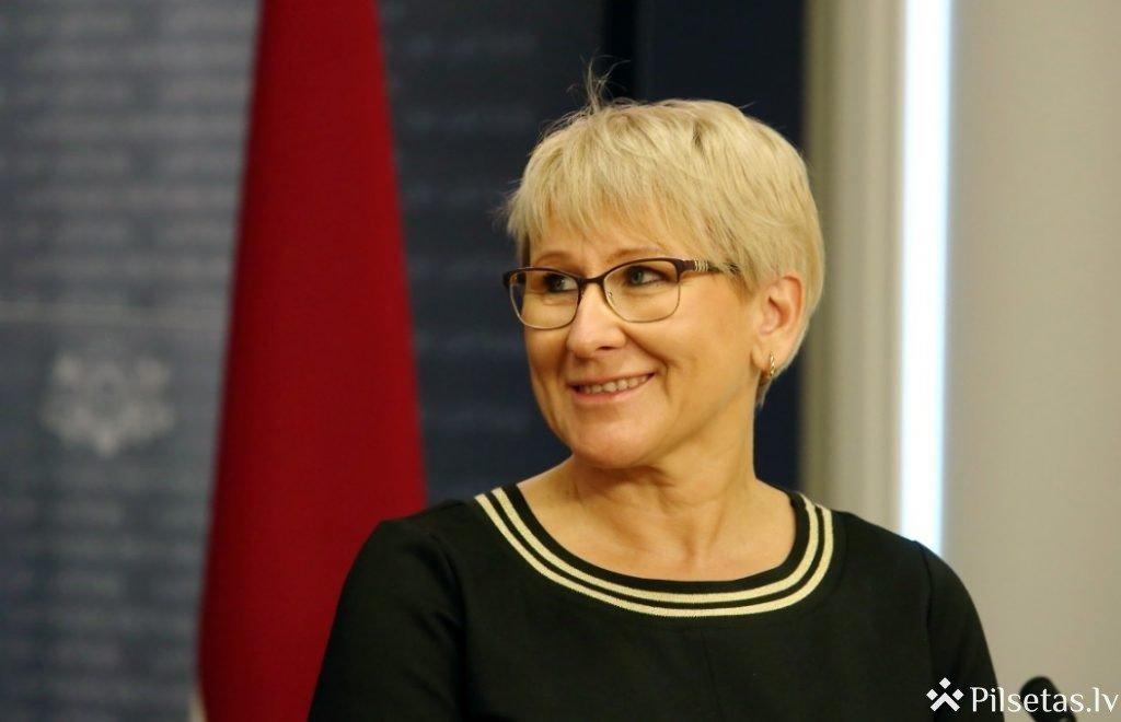 VID vadītāja viesojas Jelgavā