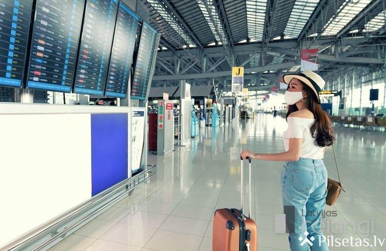 Janvārī lidostā pieauga saņemto kravu apjoms un samazinājās apkalpoto pasažieru skaits.