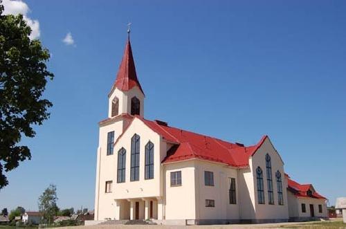 Forštates Jēzus Sirds Romas katoļu baznīca