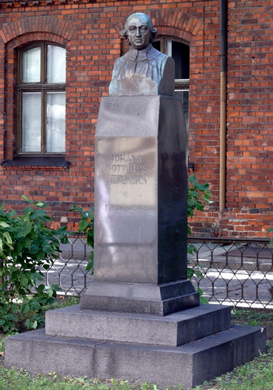 Piemineklis Johanam Gotfrīdam Herderam