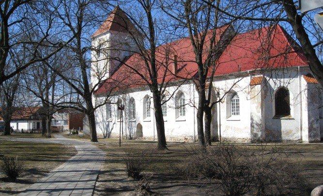 Bauskas Sv.Gara baznīca