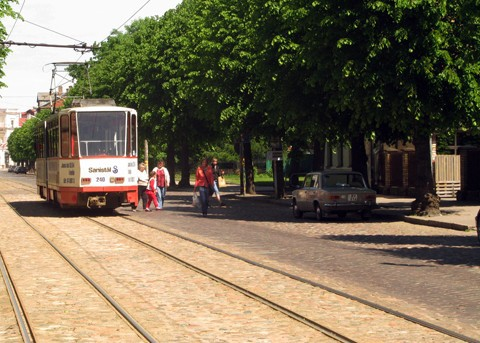 Liepājas tramvajs