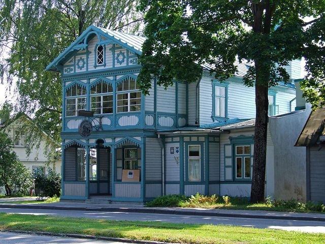 Jūrmalas pilsētas muzeja filiāle - Aspazijas māja