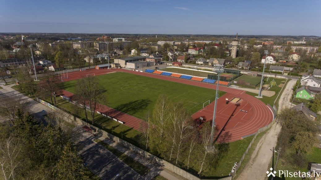 Svinēsim Rēzeknes stadiona jubileju, krājot pieveiktos kilometrus
