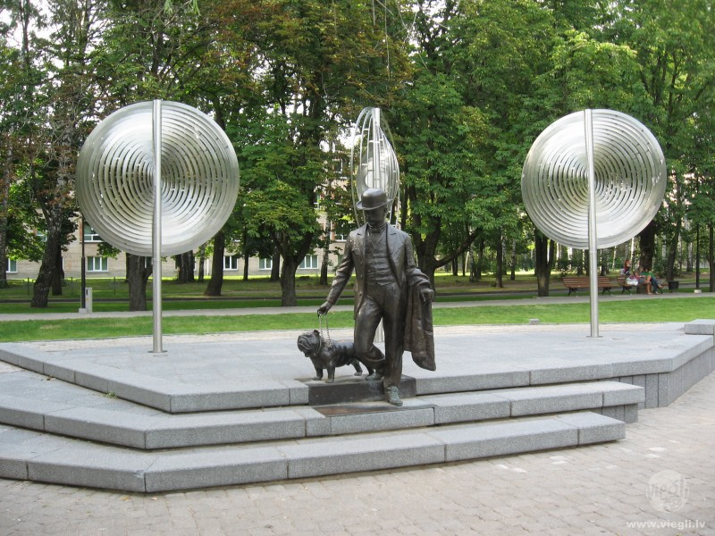Piemineklis Pāvelam Dubrovinam