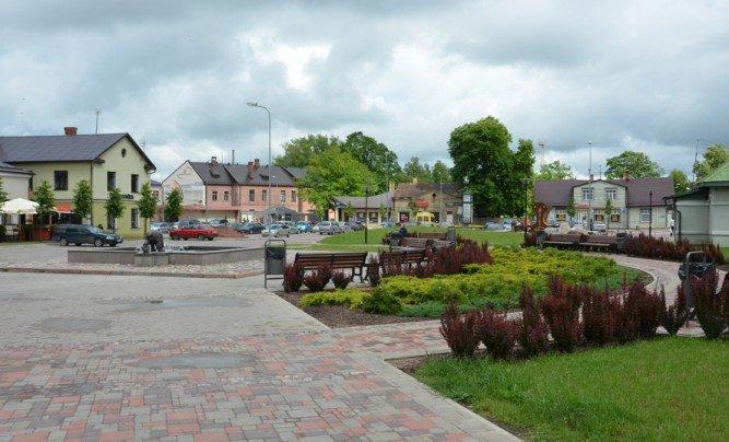 Vecpilsētas laukums