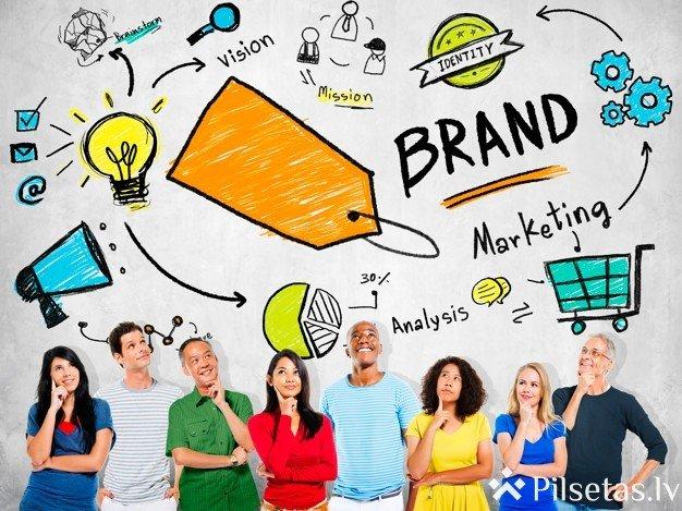 Logotipa un firmas stila izveide