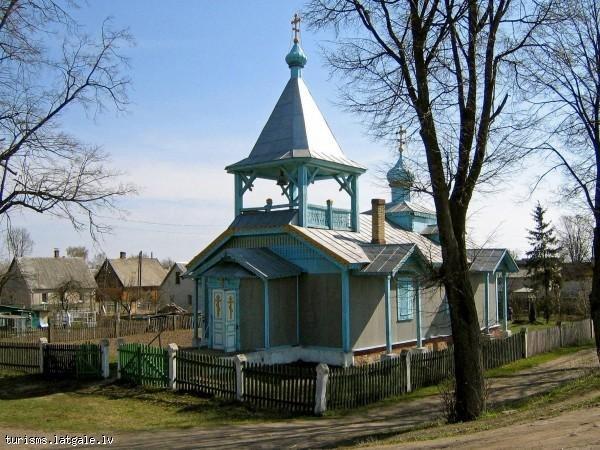 Grīvas Sv. Nikolaja pareizticīgo baznīca
