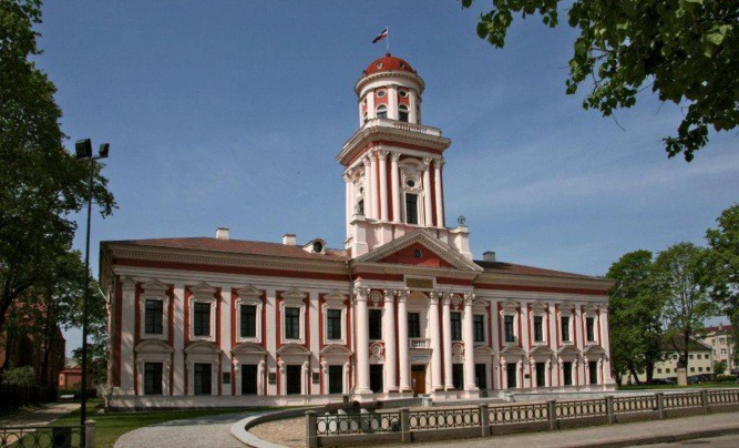 Ģederta Eliasa Jelgavas Vēstures un mākslas muzejs