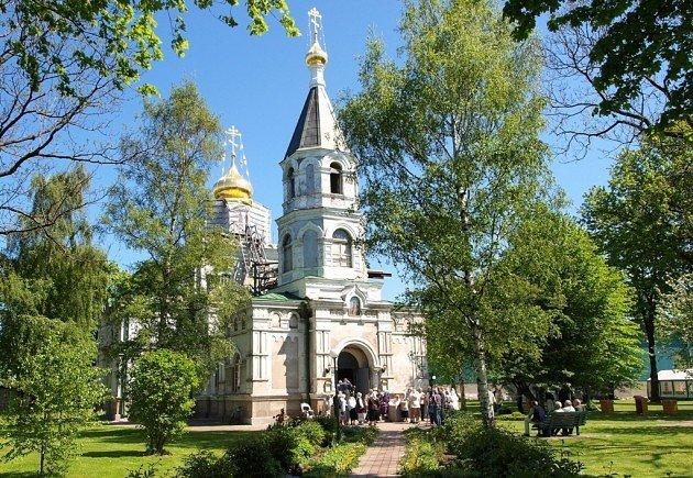 Ventspils Sv. Nikolaja pareizticīgo baznīca