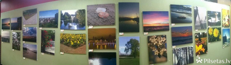 """Ar Talsu novada pašvaldības palīdzību tapis projekts - Latvijas skolu jaunatnes fotokonkurss """"Mana zeme skaistā"""""""