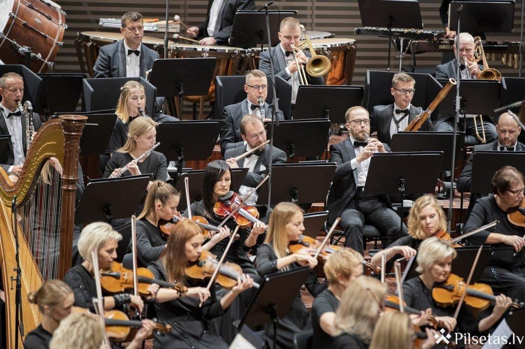 Martā Liepājas Simfoniskais orķestris aicina uz diviem tiešraides koncertiem