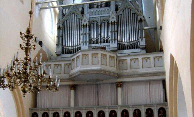 Sv. Sīmaņa luterāņu baznīca