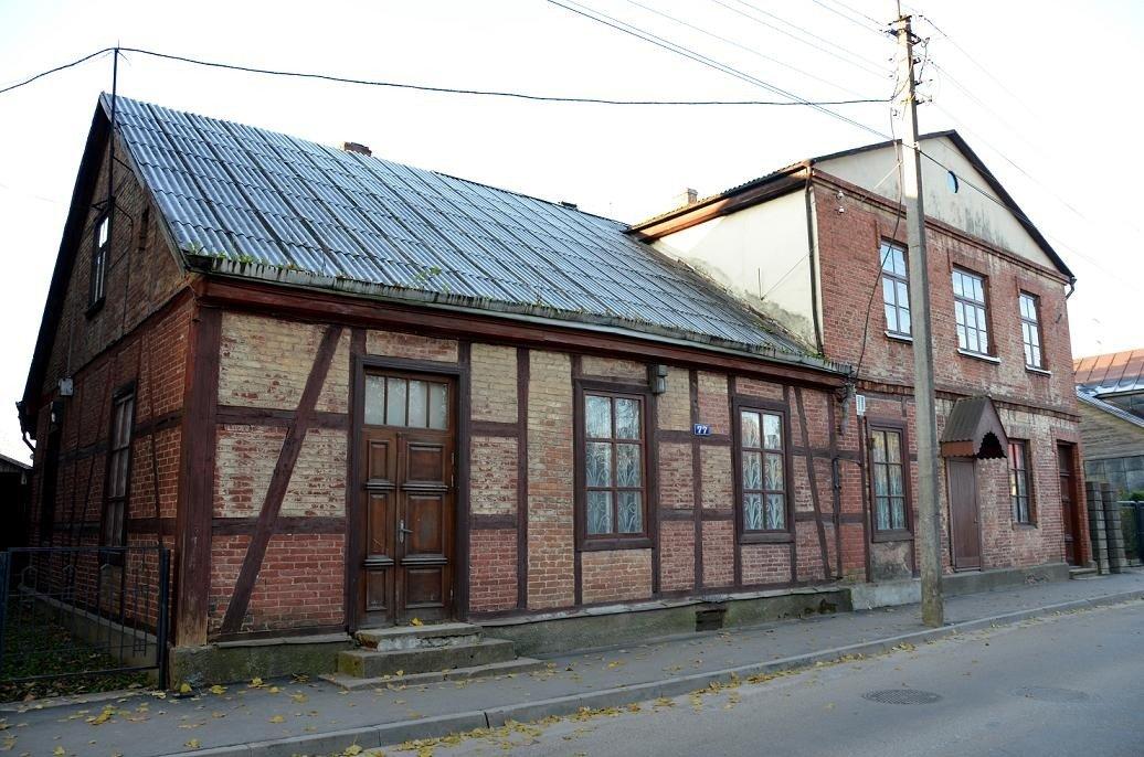 19. gs. dzīvojamā ēka