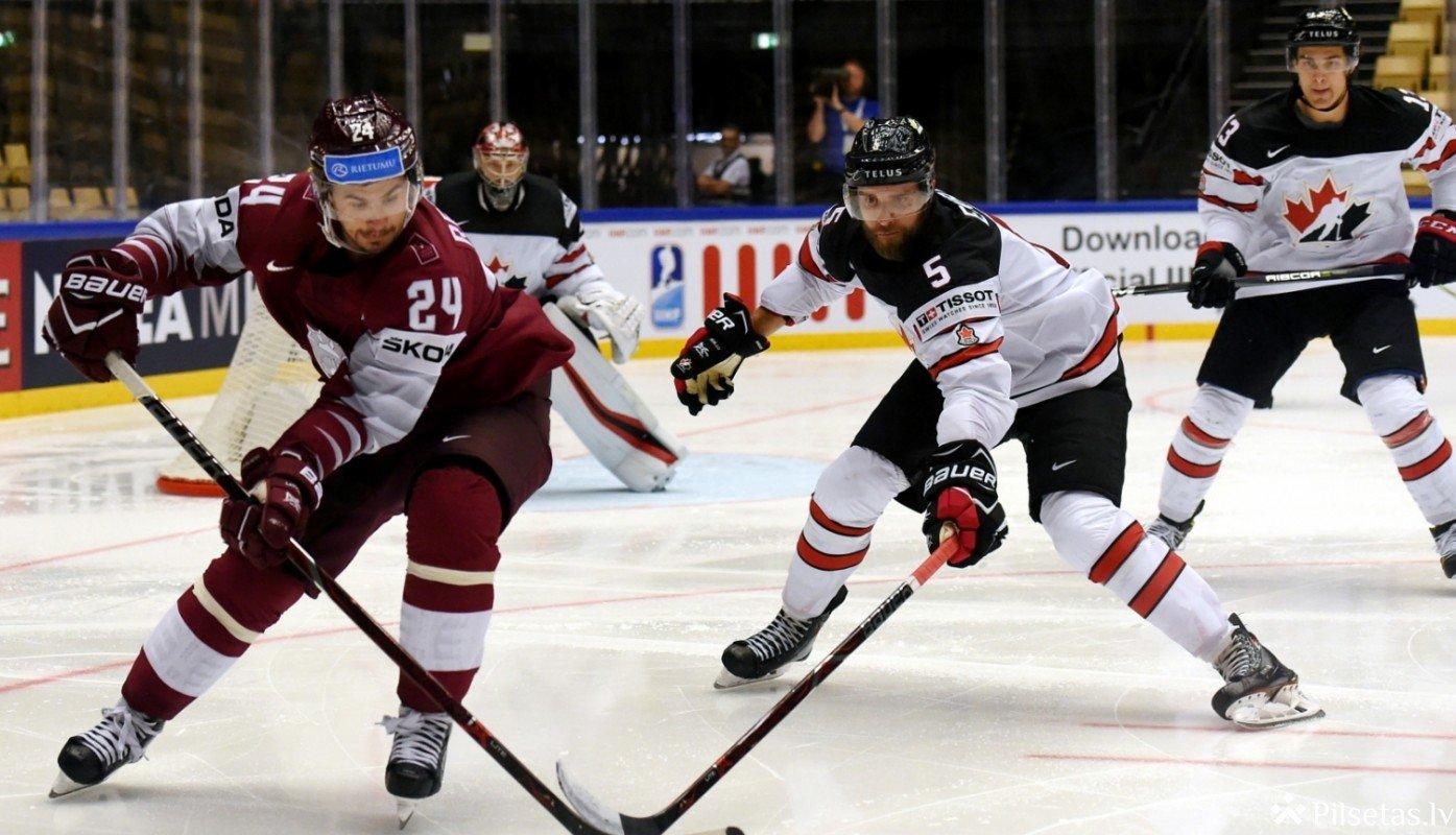 Piešķirs 83 tūkstošus eiro pilsētas noformējumam Pasaules Čempionāta hokejā laikā
