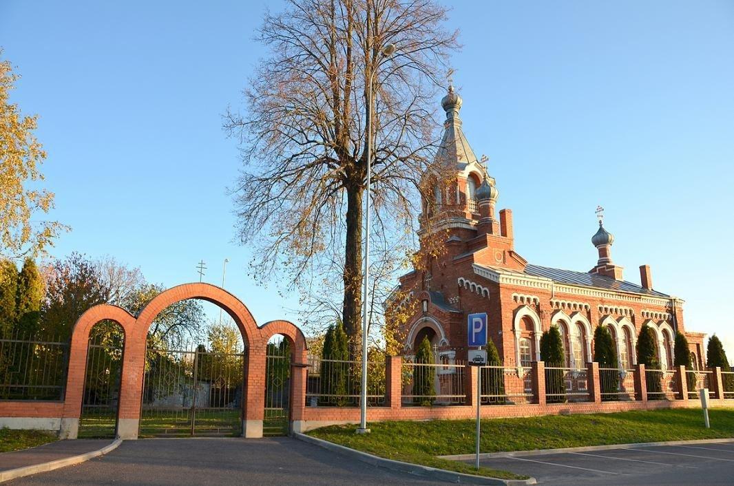 Krustpils Sv. Nikolaja pareizticīgo baznīca