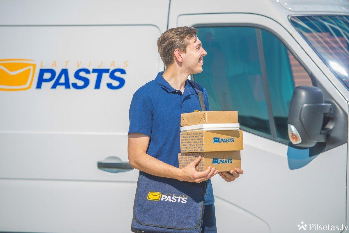 Jaunjelgavas novada Sunākstē pasta pakalpojumus pielāgo reālajam pieprasījumam