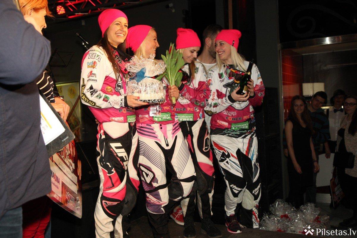 """Sieviešu dienas rallijs noslēdzies ar komandu """"evelostore.lv"""" un """"Ātrs un bez tušas"""" uzvaru!"""
