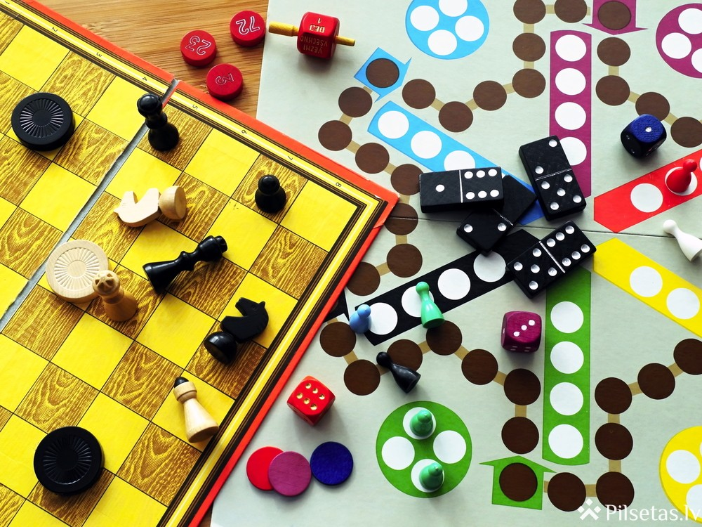 Vai nākotnē būs kādas galda spēles?