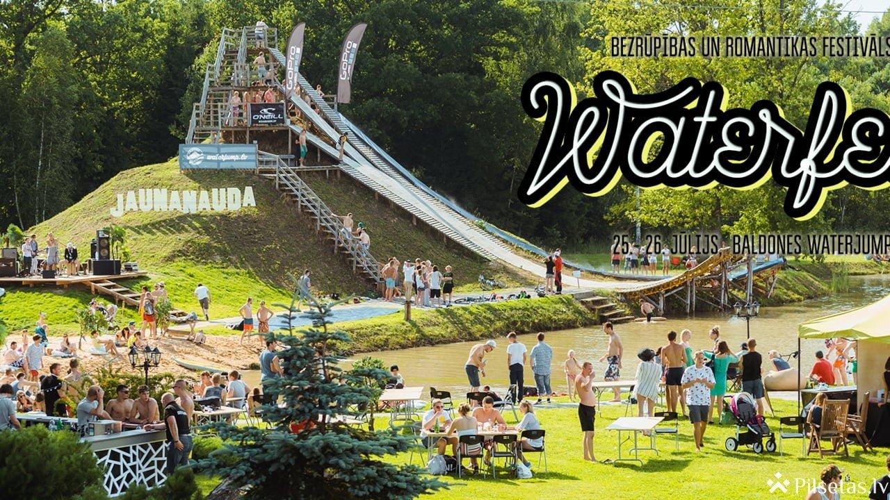 Baldones Waterfest 2019