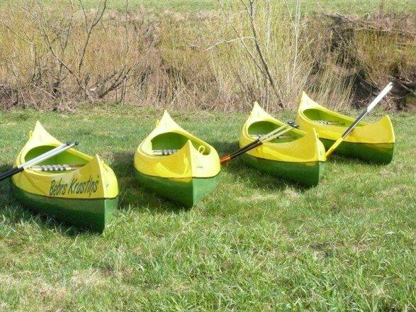 Kanoe laivu noma