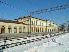 Jelgavas stacija