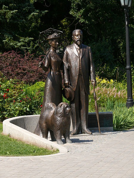 Rīgas pilsētas mēra Georga (Džordža) Armitsteda piemineklis