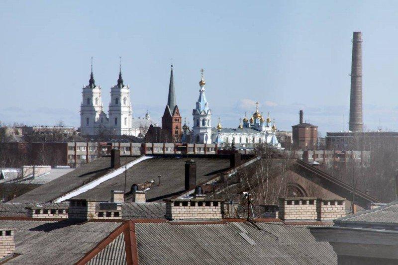 Daugavpils pilsētas vēsturiskais centrs