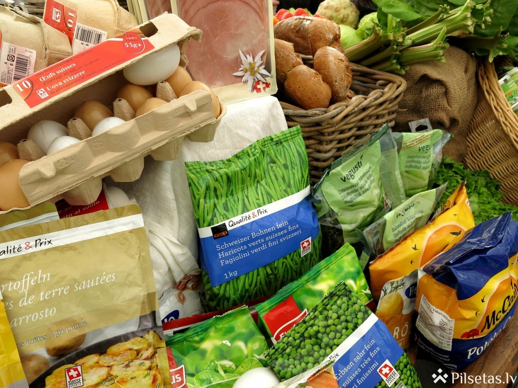 Jelgavas pilsēta turpina nodrošināt pārtikas pakas skolēniem