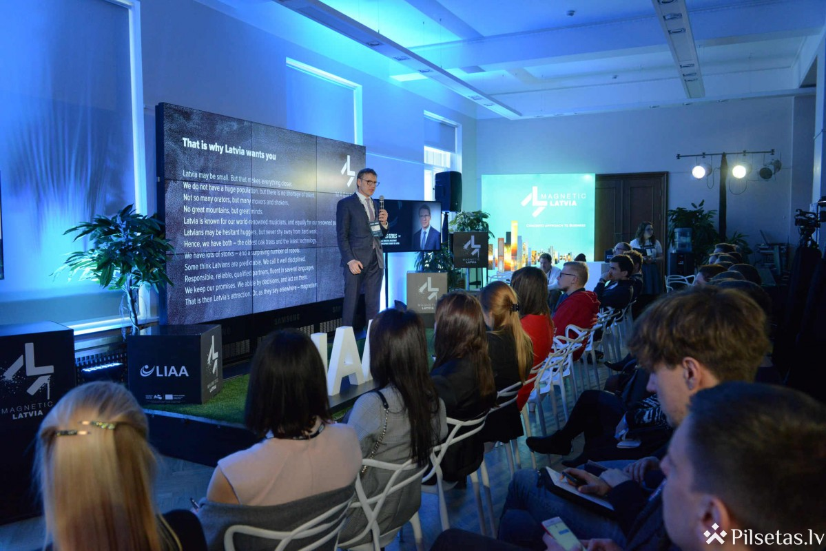 Rīga iekaro starptautisku atpazīstamību tehnoloģiju vidē