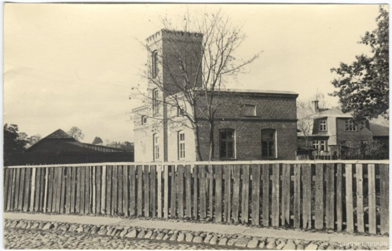 Senais ugunsdzēsēju tornītis