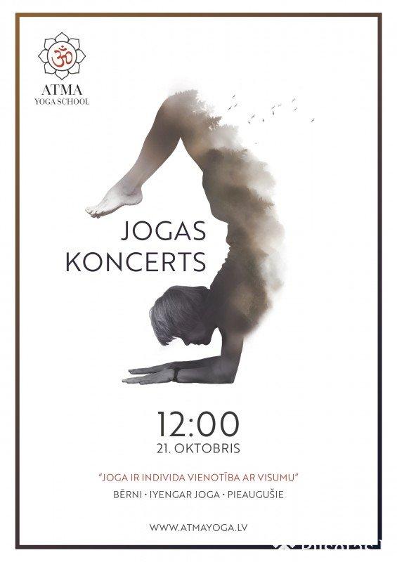 Daugavpilī notiks koncerts ar bērnu un pieaugušo jogas paraugdemonstrējumiem