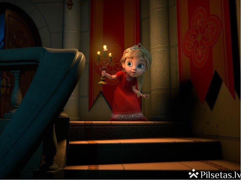 """""""Princese un pūķis"""""""