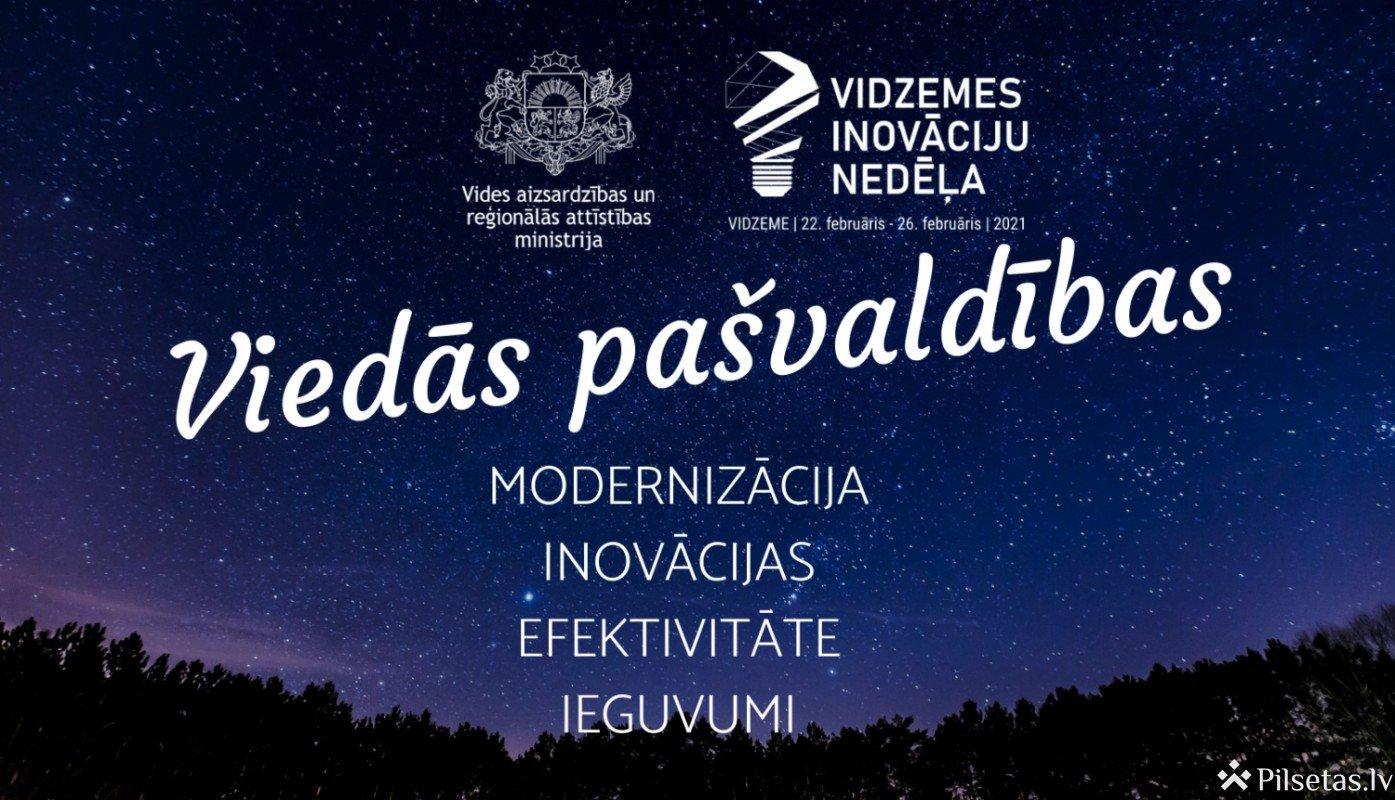 VARAM rīkos diskusiju par iespējām attīstīt viedās pašvaldības Latvijā