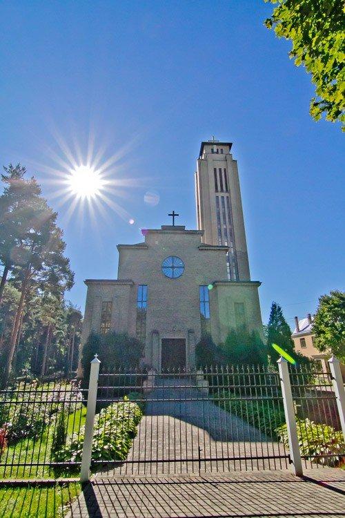 Kristus Karaļa Romas katoļu baznīca