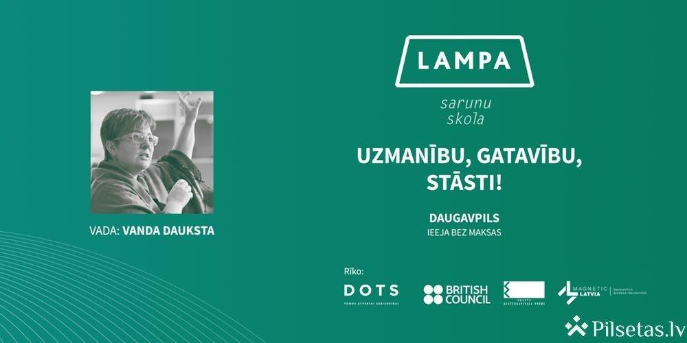 Daugavpilī 21. februārī varēs apgūt smalko prezentēšanas mākslu