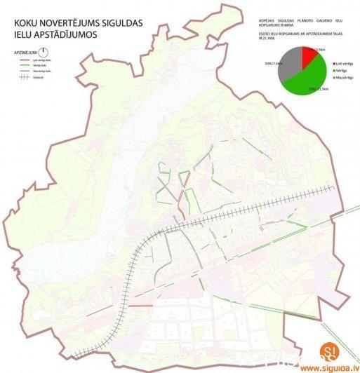 Aizvadīta diskusija par Siguldas zaļumvietu un rekreācijas teritoriju attīstību