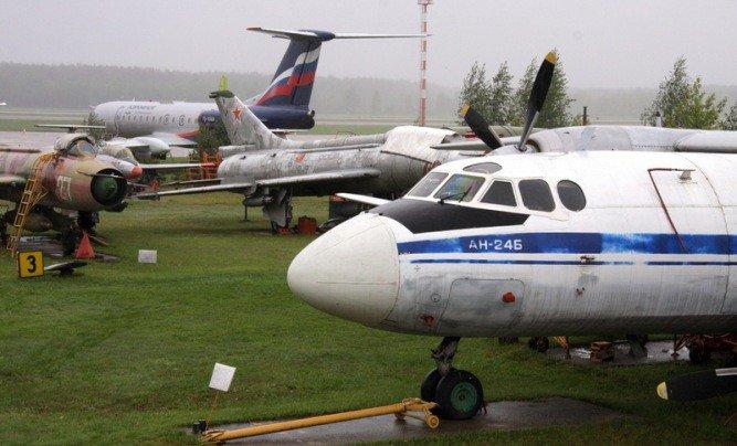 Rīgas aviācijas tehnikas muzejs