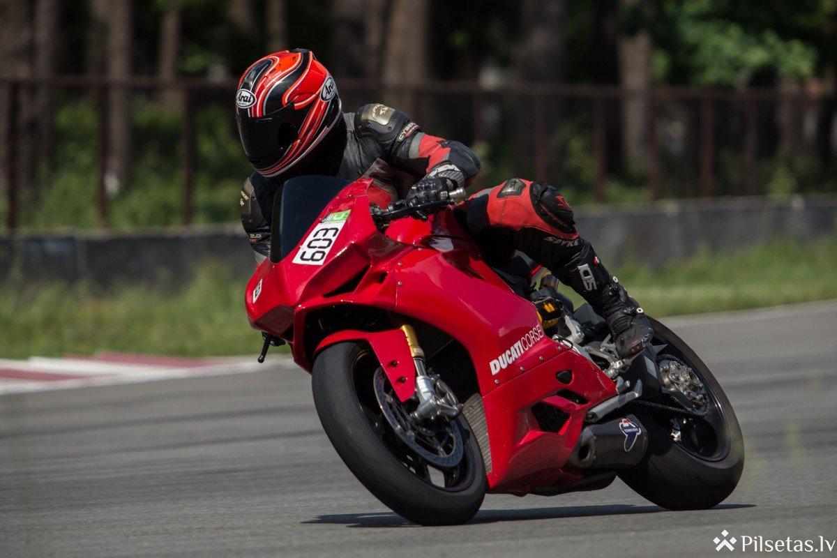 Nedēļas nogalē Biķerniekos norisināsies Baltijas čempionāta posms motošosejā!