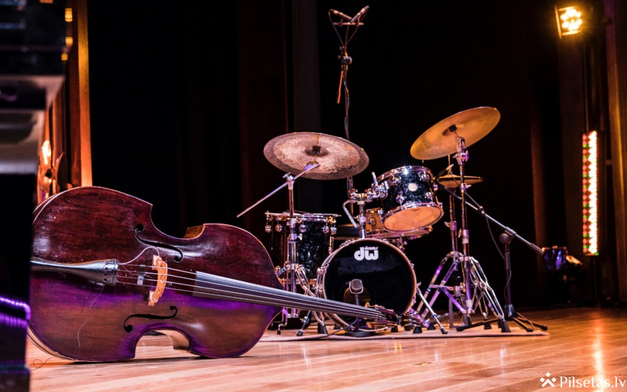 Starptautiskā Džeza diena | Sasha Mashin koncerts & jam session