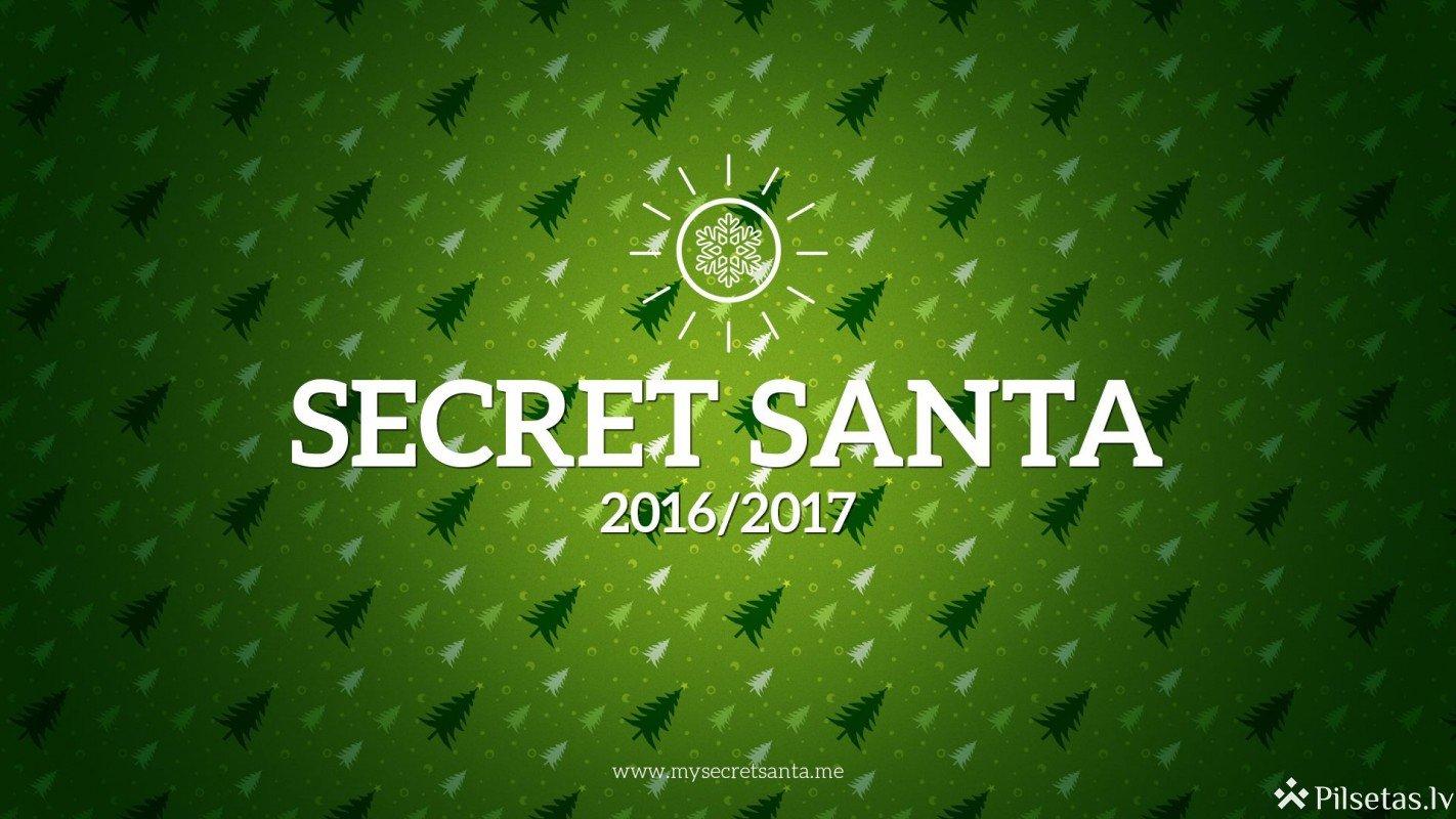 """Ir startējis ikgadējais Jaungada projekts """"Secret Santa"""""""