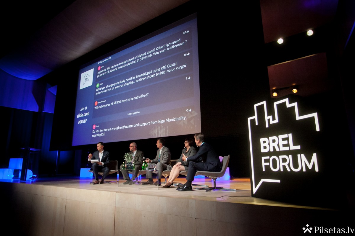 Baltic Real Estate Leaders forums Rīgā pulcē  nekustamā īpašuma nozares līderus