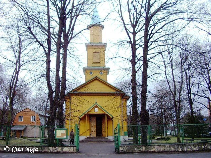 Kristus apskaidrošanas pareizticīgo baznīca
