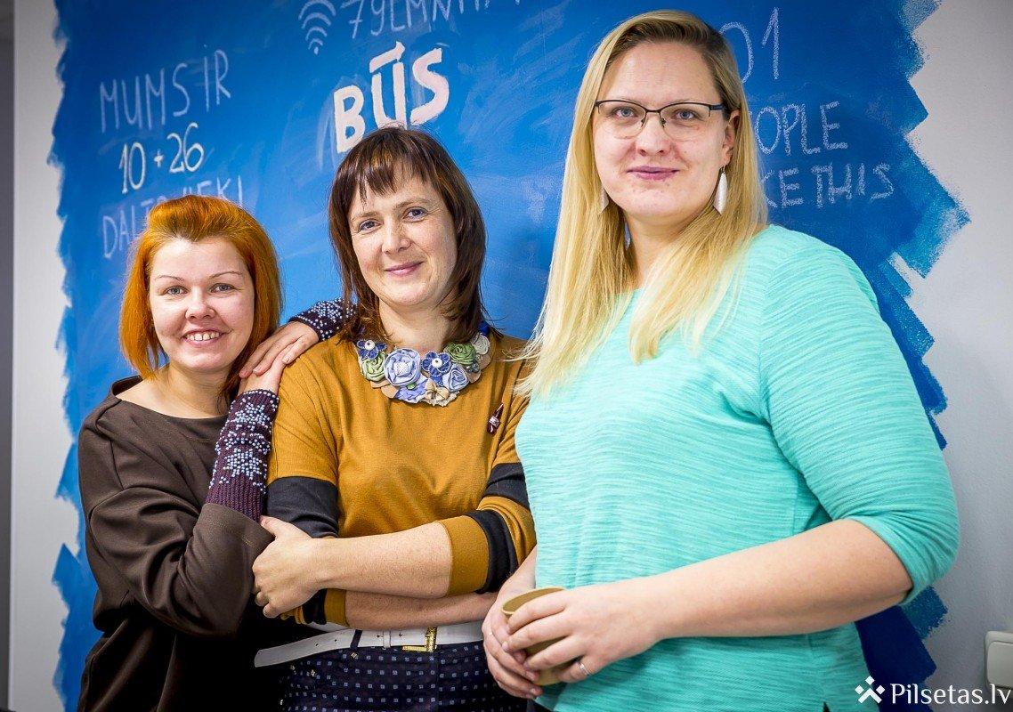 Жителей Даугавпилса приглашают принять участие в практическом семинаре по дизайнерскому мышлению radi!2018