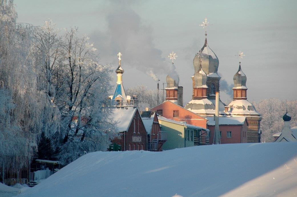Jēkabpils Sv. Gara pareizticīgo baznīca