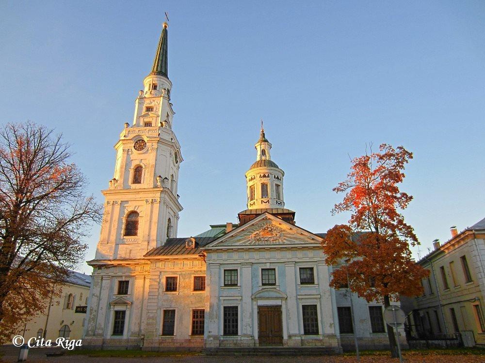 Pētera un Pāvila pareizticīgā baznīca (Ave Sol)
