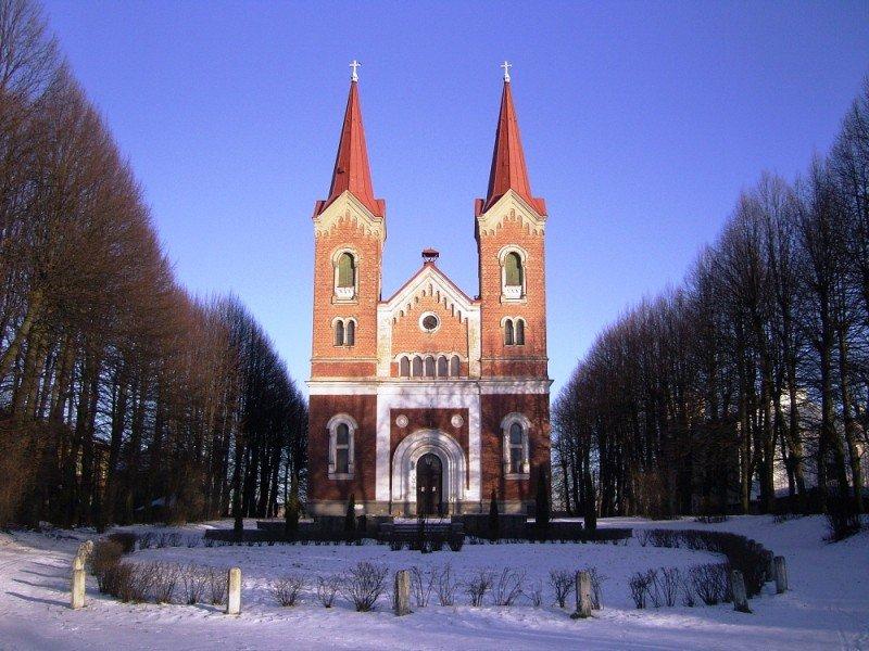 Mārtiņa luterāņu baznīca